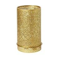 Svietnik KOV 200x120mm BLISS GOLD