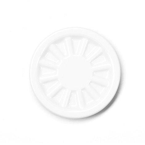 Tácka PIVNÝ porcelánový biely