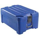 Temoport AP200 patrí k najžiadanejším termoportům, je vhodný do prevádzok, ktoré potrebujú spoľahlivo prepravovať jedlo.Hĺbka gastronádoby môže byť až 20cm.Termoport má objem 31l.Barva šedá, modrá, červená  Rozmer: 30 x 60 x 41 cm