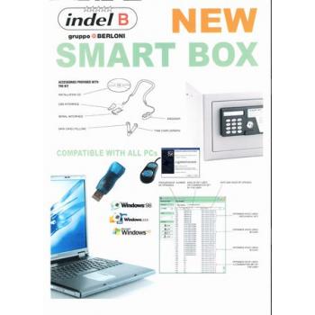 Príslušenstvo pre sejfy Smart box systém