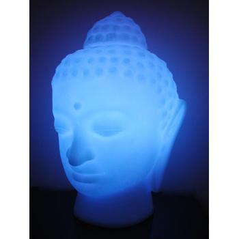 Dizajnové svietidlo BUDDHA RGB LED