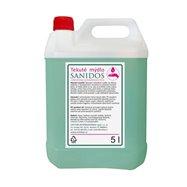 Antibakteriálne tekuté mydlo Sanidos, 5l