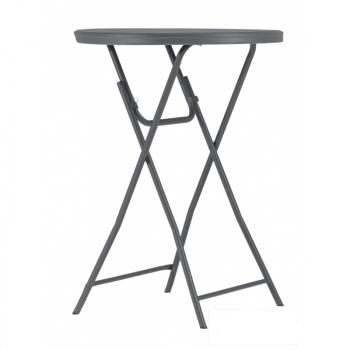 Skladací koktejlový stôl ZOWN COCTAIL 80 - NEW - Ø 81,3 x 110 cm