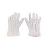 Čašnícke servírovací rukavice, biele, veľkosť L