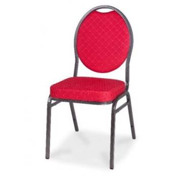 Banketová stolička HERMAN - červená