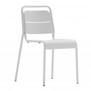 Stohovateľná oceľová stolička Almachair