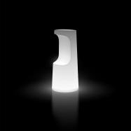 Dizajnová svietiace barová stolička Fura STOOL