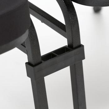 Plastová spojka pre stoličky Chicago, 1 pár