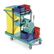 Upratovací vozík TTS Green 150
