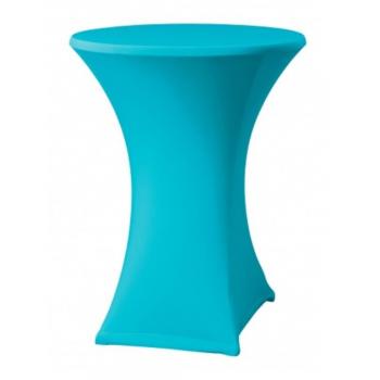 Elastický poťah ONYX PRO na koktejlové stoly Ø 80-85 cm, 190/210 g/m²