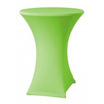Elastický poťah na stoly s doskou Ø 70 cm + čapica ZADARMO