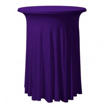Elastický poťah MONT na koktejlové stoly Ø 80 cm