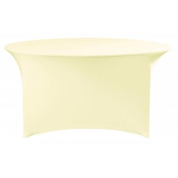 Elastický poťah na okrúhly cateringový stôl ∅ 150