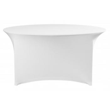 Elastický poťah na okrúhly cateringový stôl ∅ 180