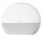 Rad Tork Elevation je séria hladkého a funkčného vzhľadu v modernom duchu, ktorý pasuje do prostredia väčšiny toaliet a umyvární. Systém T1 - Systém toal. papiera Jumbo, Materiál: Plast, Farba: Biela, Šírka: 437 mm, Výška: 360 mm, Hĺbka: 133 mm