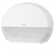 Tork zásobník na toaletný papier Mini Jumbo, biely