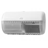 Tork zásobník na toaletný papier konvenčné rolky, biely