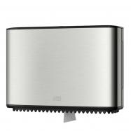 Tork zásobník na toaletný papier Mini Jumbo - nerez/čierna