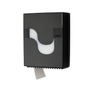 Zásobník CELTEX na toaletný papier Jumbo, čierny