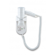 Hotelový pištoľový fén Valera Premium Smart Shaver 1200W, biely