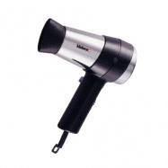 Fén Valera Action 1600 Push, čierny / chróm