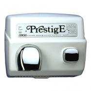 Bazénový fén Prestige SP-88 B, tlačidlo, liatina, biely