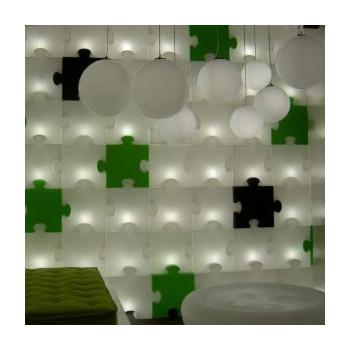 Dizajnová dekorácia PUZZLE