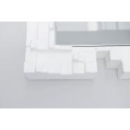 Dizajnové zrkadlo PIXEL