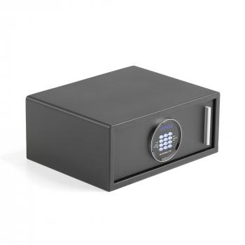 Bezpečnostné skrinka, elektronický kódový zámok