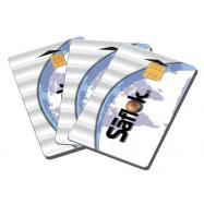 Čipová karta s pamäťou 8k