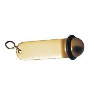 Kľúčenka KH2B - zlatá