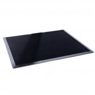 Vstupná rohož, 1800x900 mm, čierna
