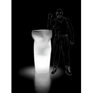 Svietiaci kvetináč Saving / Space / Vase Light
