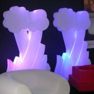 Dizajnové svietidlo myflower