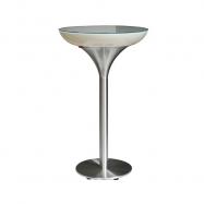 Svietiaci koktejlový stôl Lounge M 105