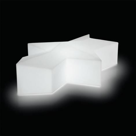Dizajnové svietidlo glace IN / OUT