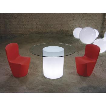 Svietiaci jedálenský stôl Arthur