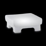 Dizajnový stôl LITTLE TABLE je zaujímavý predovšetkým svojím oblým tvarom a originálnym vzhľadom. Rozmery: 60 x 60 h 25 cm. Určené prevnútorné využitie.