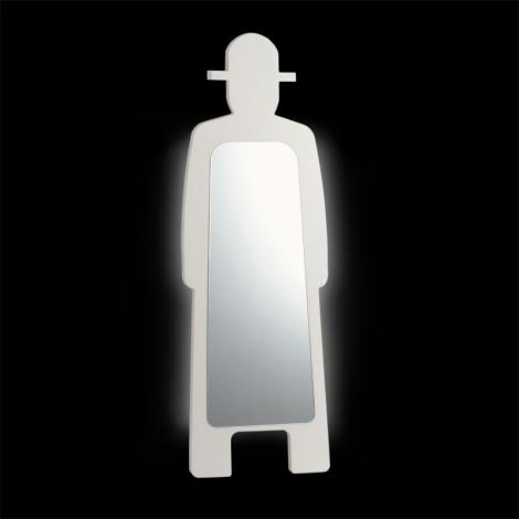 Dizajnové Svietiaci zrkadlo MR GIO SPECCHIO LIGHT