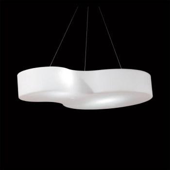Závesné dizajnové svietidlo NUVOLA