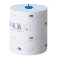 Tork Matic® papierové uteráky 150 m, Ø 19 cm, 6 roliek, (H1) advanced biele