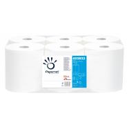 Utierky na rolke s vnútorným odvíjaním Papernet Maxi, návin 108m / bal. 6ks
