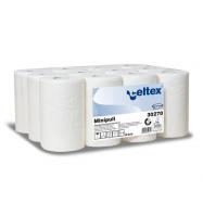 Univerzálny uterák v úlohe CELTEX Maxipull Time so stredovým odvíjaním