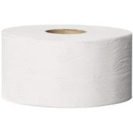 Tork toaletný papier 170 m, 2-vrstvový, Ø 18,8 cm, 12 roliek (T2) Mini Jumbo