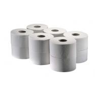 Toaletný papier Tork Advanced T2 v Mini Jumbo úlohe, návin 170 m, 12 roliek