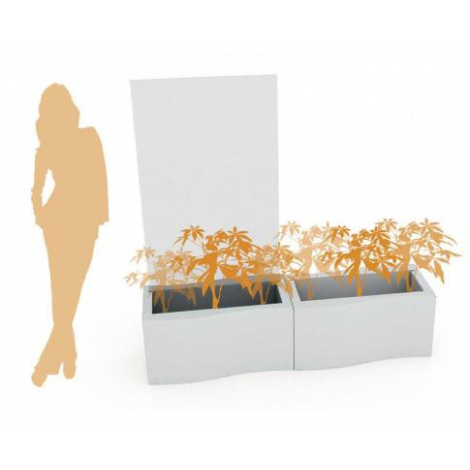Dizajnový kvetináč Privé