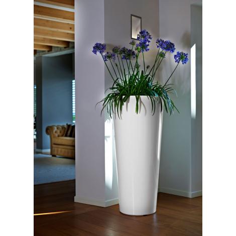 Vonkajší kvetináč ILIE LACCATI - lakovaný