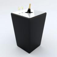 Chladiaca nádoba na šampanské k systému Conic