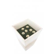 Akrylátová vrchná doska k modulovému systému Conic