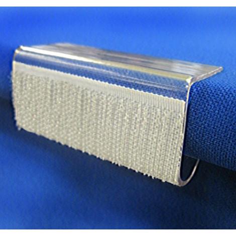 Univerzálny rautové spony na dosky s hrúbkou 15 - 26 mm, 25ks